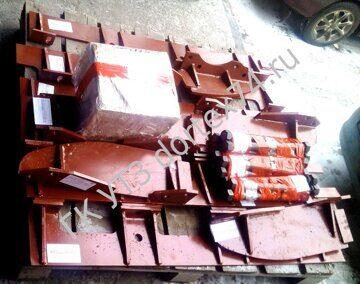 50-64-3СП Щитки от схода гусениц с монтажным комплектом на Т-170, Т130, Б10, Б10м, Т-10, Б-12, Т10МБ